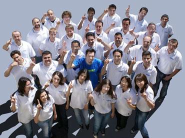 Staff - 2008