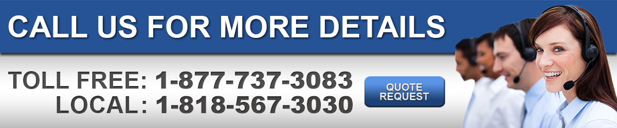 CALL US 1-877-737-3083